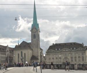 Zurich, Despre orasul Zurich