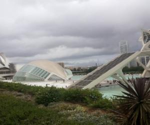 Orasul Artelor si Stiintelor- Valencia. Poze Orasul Artelor si Stiintelor