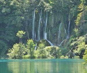 Parcul Plitvice-Croatia. Poze Parcul Plitvice