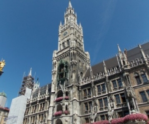 Munchen, Germania. Obiective turistice Munchen