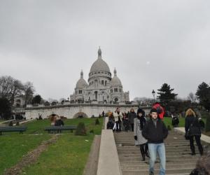 Basilica Sacre Coeur-Paris