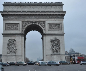 Arcul de Triumf- Paris