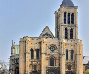 Bazilica St. Denis din Paris