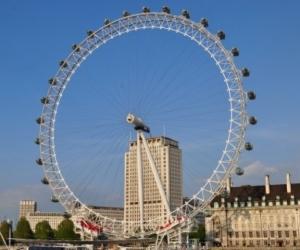 Ochiul Londrei- London Eye