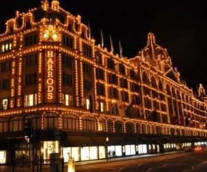 Magazinul Harrods-Londra