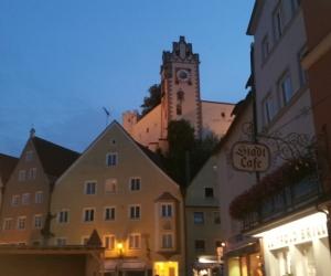 Fussen Germania. Obiective turistice Fussen