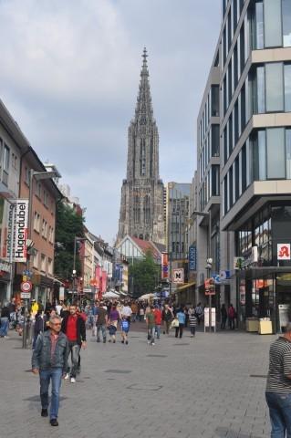 Masina Service Piese Germania Ulm