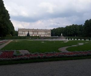 Castelul de pe insula Herreninsel-HERRENCHIEMSEE (Versailles-ul Bavarez)