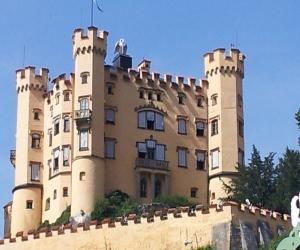 Castelul Hohenschwangau, Germania