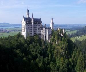Castelul Neuschwanstein, Germania