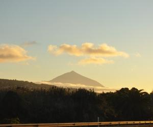 Vulcanul El Teide, Tenerife-Spania